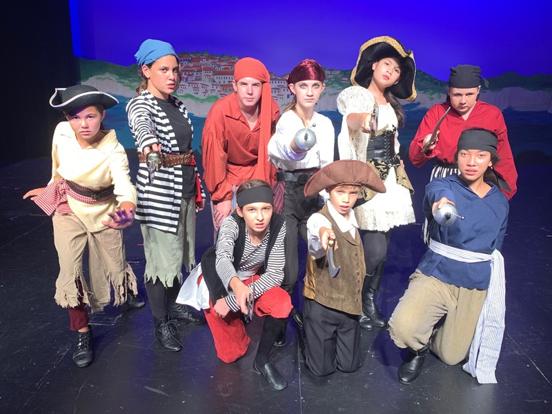 The Pirates of Penzance!